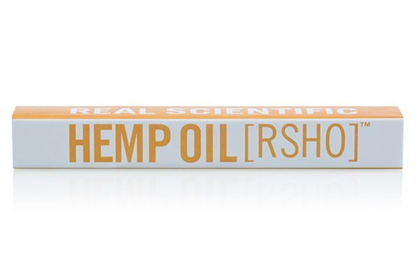 Real Scientific Hemp Oil, RSHO, Pure CBD Oil, Oral Applicator, Gold Label, Filtered, 720mg of CBD