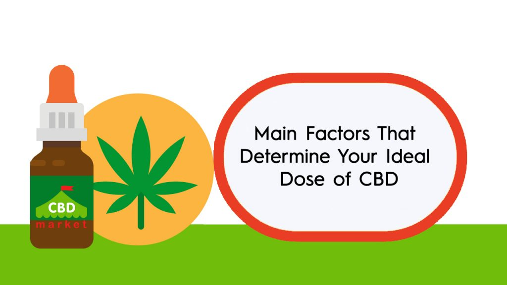 Factors That Determine Your Ideal Dose of CBD