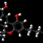 Tetrahydrocannabinol formula