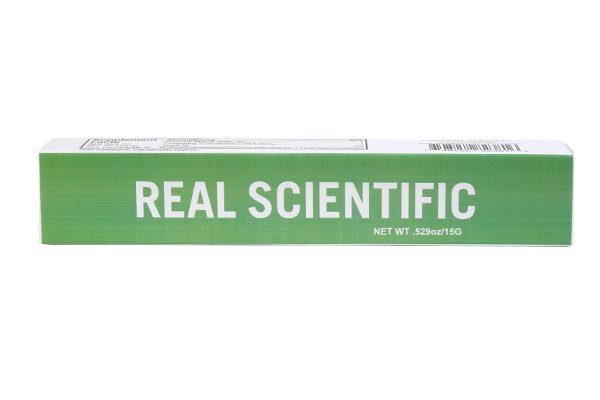RSHO-Real Scientific Hemp Oil, Green Label 15g Oral Applicator 6 Pack