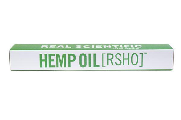 RSHO-Real Scientific Hemp Oil, Green Label 15g Oral Applicator 3 Pack