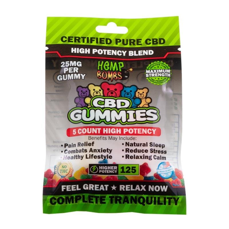 cbd edibles gummies