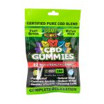 Hemp Bombs, CBD Gummies, Max Strength, 12 Count, 180mg of CBD