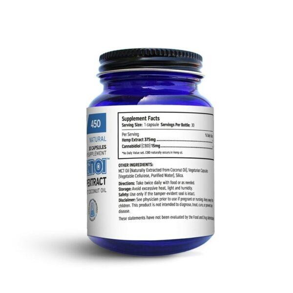 CBD-Capsules-30ct-Cannabidiol