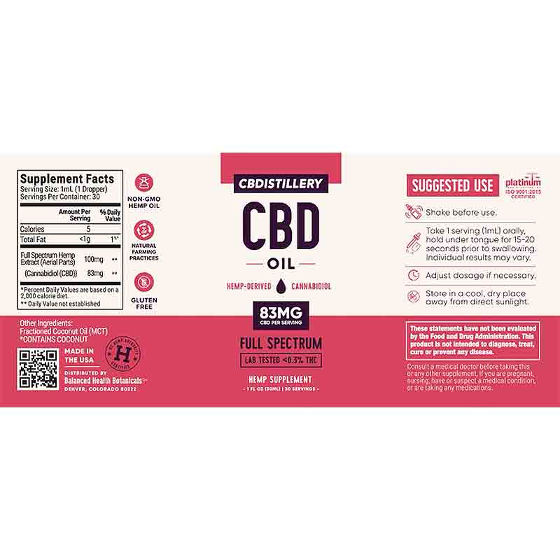 CBDistillery,-CBD-Oil,-Full-Spectrum,-1oz,-2500mg-of-CBD-back