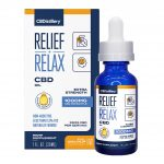 CBDistillery, CBD Oil, Full Spectrum, 1oz, 1000mg of CBD2