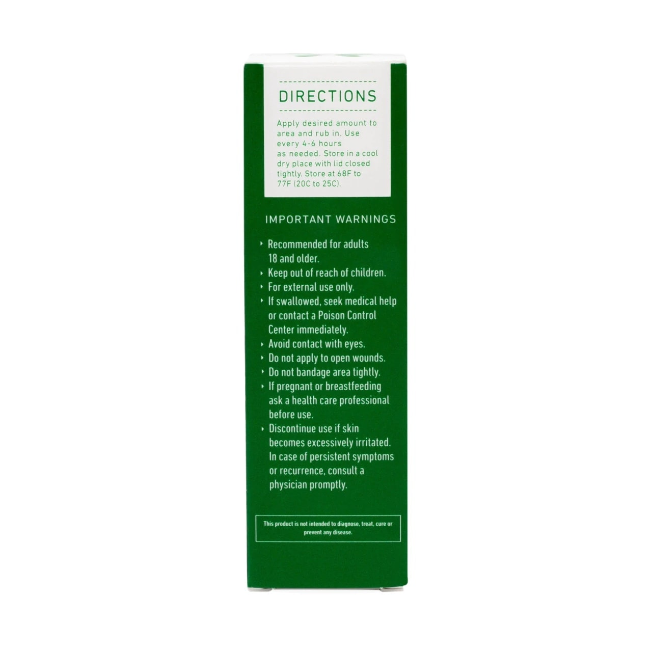 Green Roads, Muscle and Joint Relief CBD Cream, 1oz, 350mg of CBD4