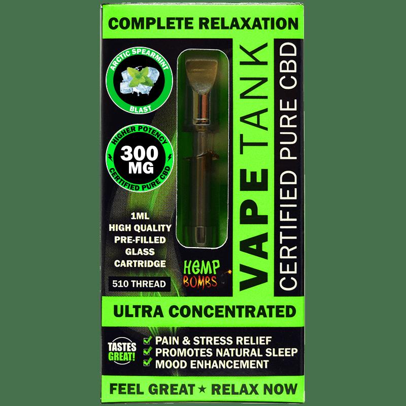 vape-tank-300mg-spearmint-blast-800x800px