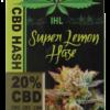 IHL, CBD Hash, OG Kush, 1gr, 200mg of CBD