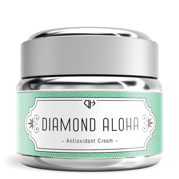 Diamond Hemp, Hemp Antioxidant Body Cream, 1oz