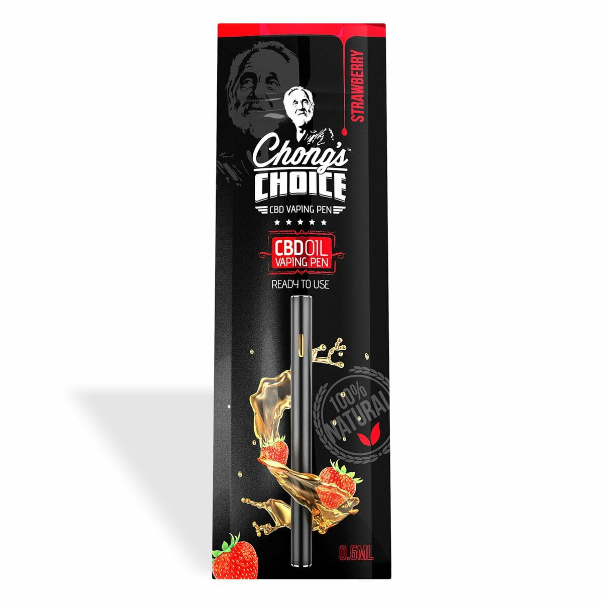 chong-s-choice-vaping-pen-strawberry-thc-free-0-25mg-of-cbd
