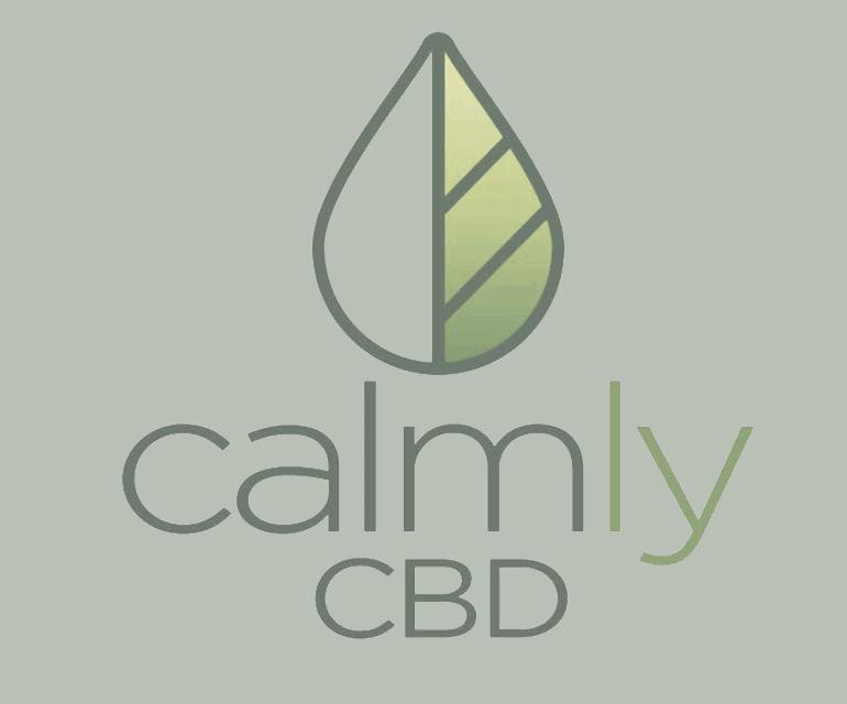 Calmly CBD brand
