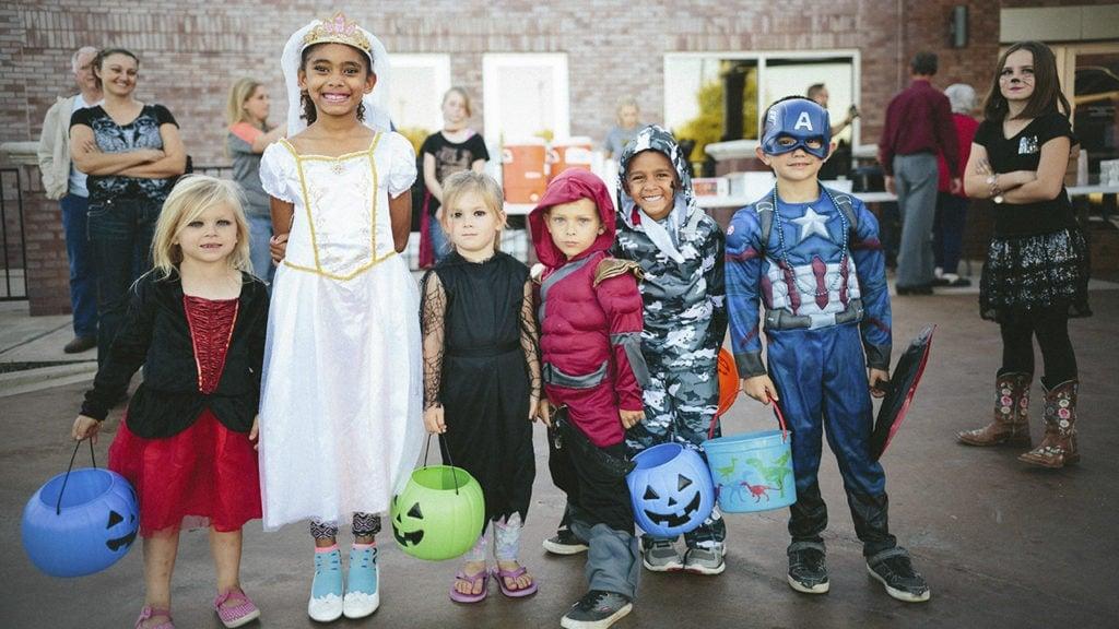 Trick or Treat: CBD is Found is Halloween Treats