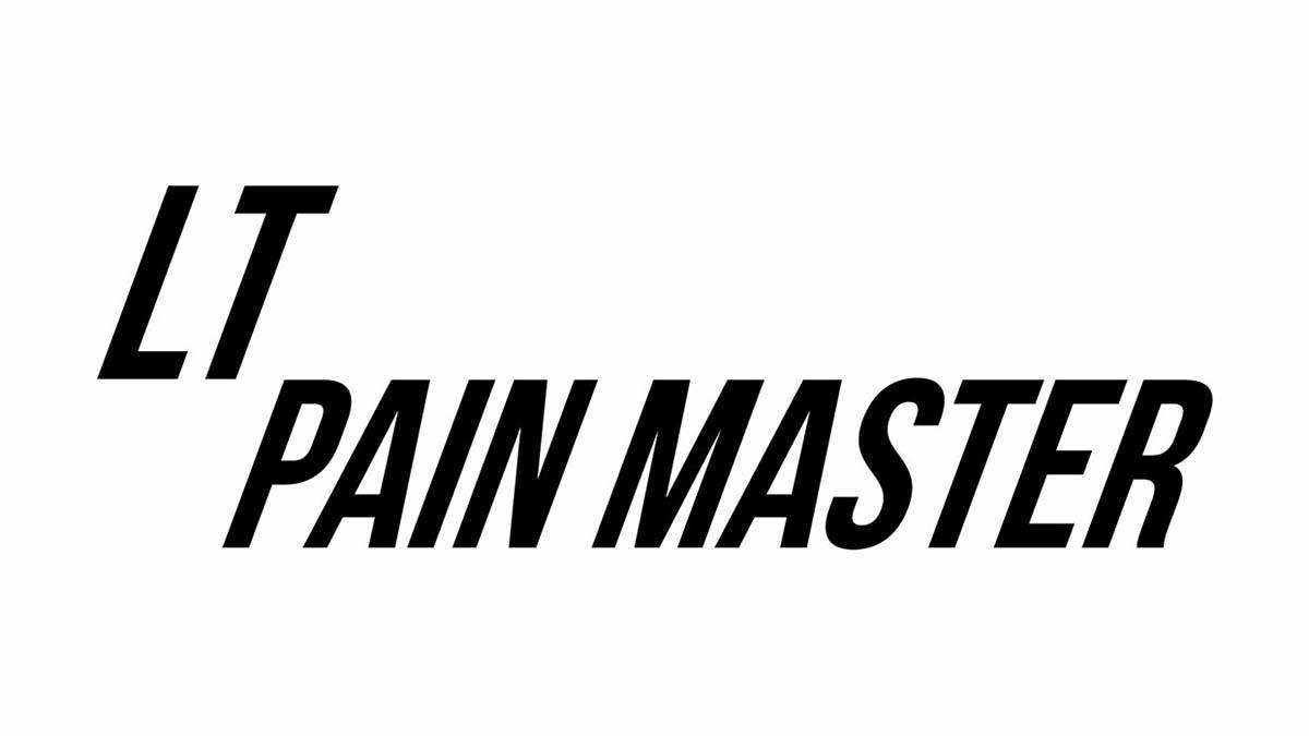 LT Pain Master CBD Brand Logo