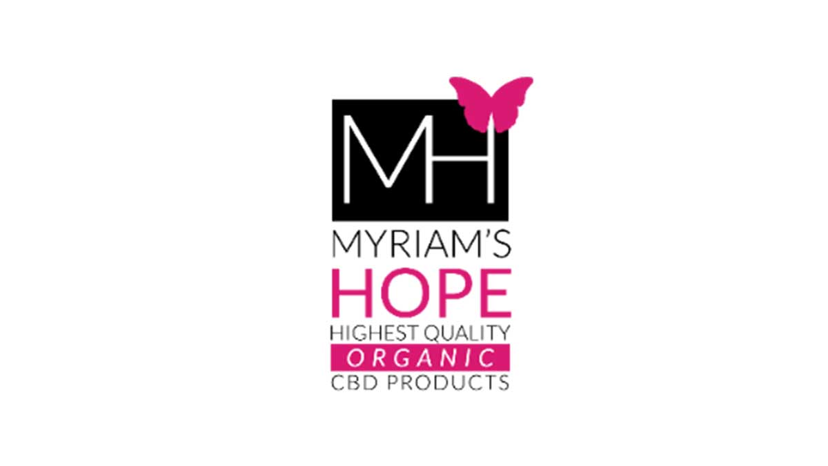 Myriam's Hope CBD Brand Logo