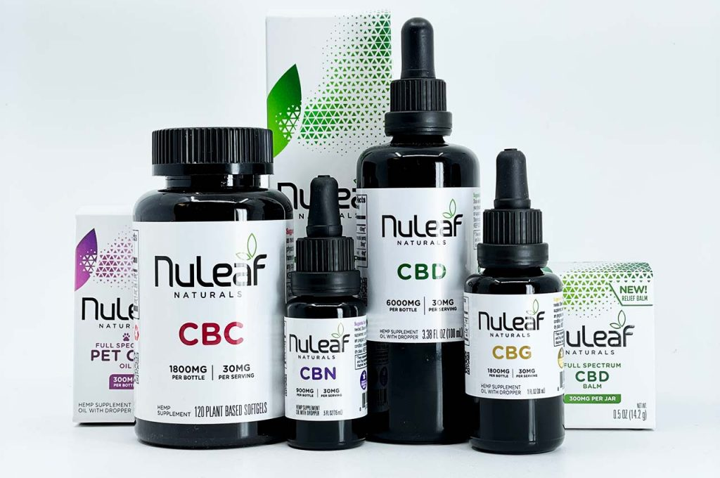NuLeaf Naturals CBD Oil Product Reviews