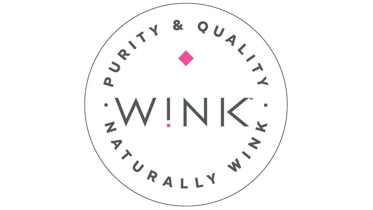 Wink CBD Brand Logo