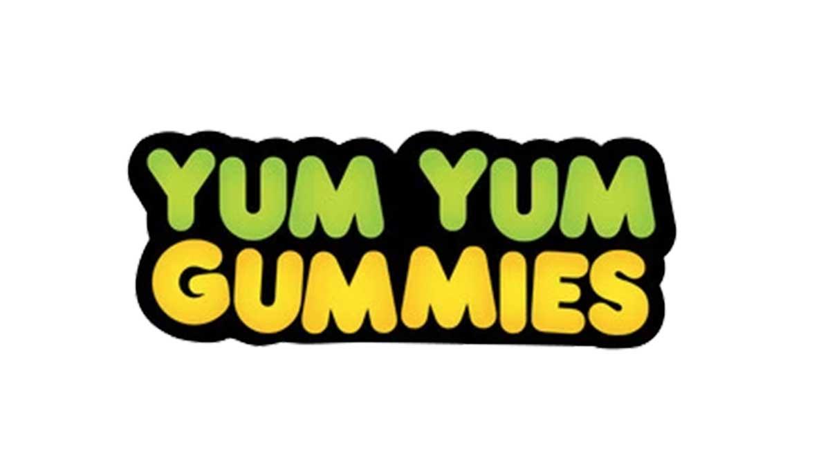 Yum Yum Gummies CBD Brand Logo