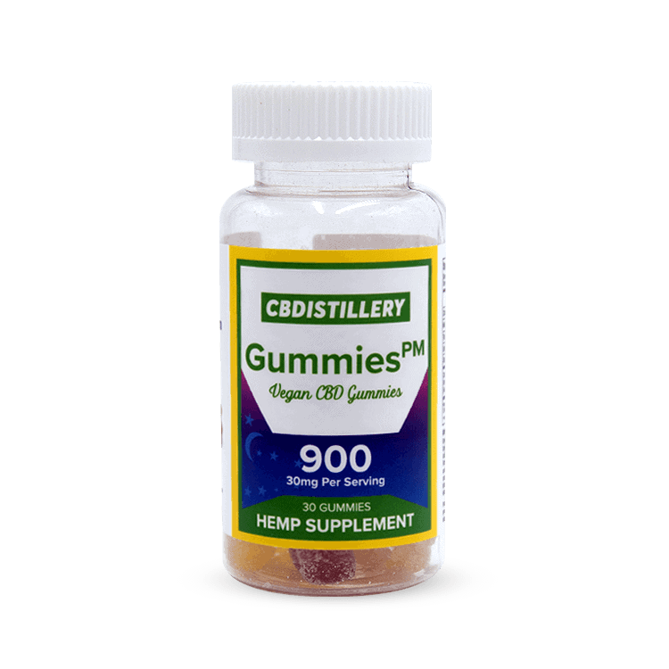 CBDistillery Gummies With Melatonin