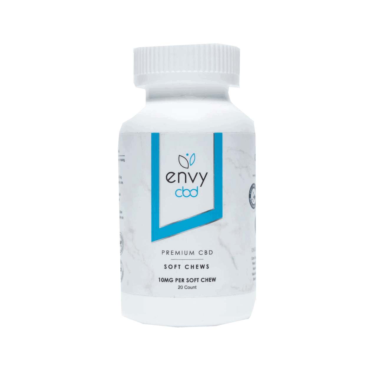 Envy CBD, CBD Gummies, 20 Count, 200mg of CBD