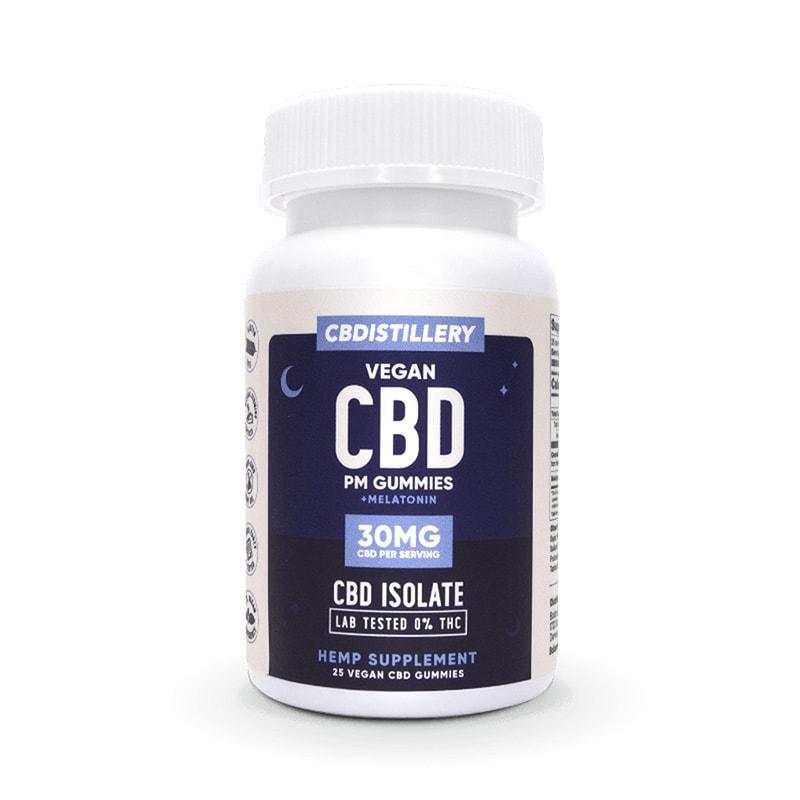 CBDistillery Gummies With Melatonin