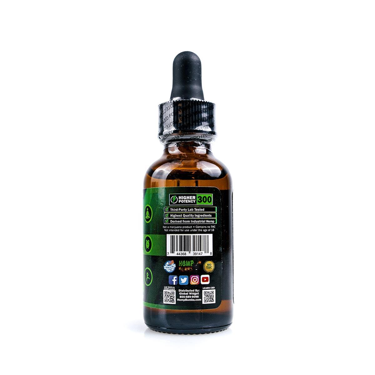 Hemp-Bombs,-CBD-Oil,-Broad-Spectrum-THC-free,-Peppermint,-1oz,-300mg-of-CBD-back