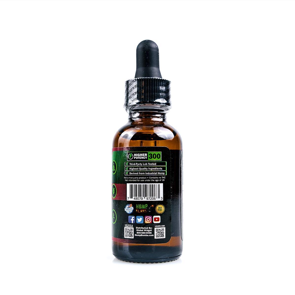 Hemp-Bombs,-CBD-Oil,-Broad-Spectrum-THC-free,-Watermelon,-1oz,-300mg-of-CBD-back