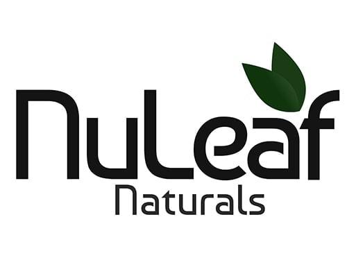 Nuleaf Naturals Logo - Nuleaf CBD products