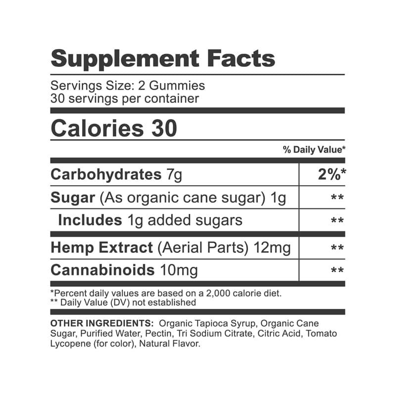 CBDfx, CBD Gummy Bears, Mixed Berries, Broad Spectrum THC-Free, 60 count, 300mg of CBD2 (1)