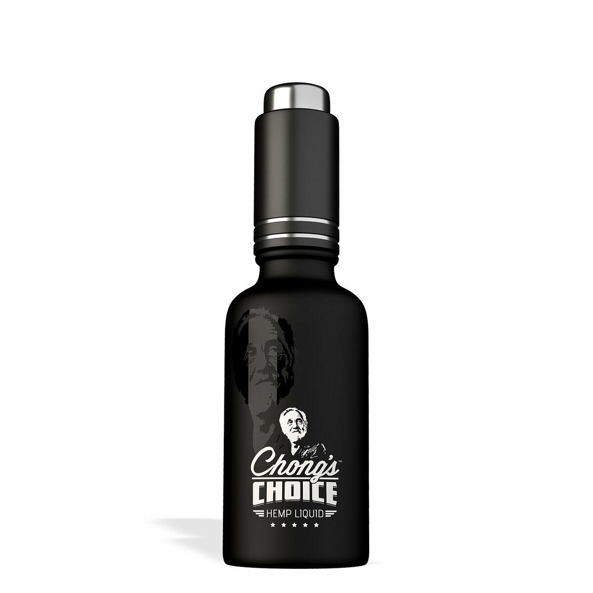 Chong's Choice, CBD Oil, Vapor Liquid or Oral Drops, Broad Spectrum THC-Free, 1000mg CBD2