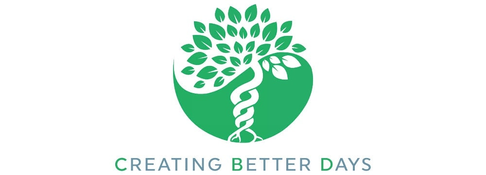 Creating Better Days logo on CBD.market
