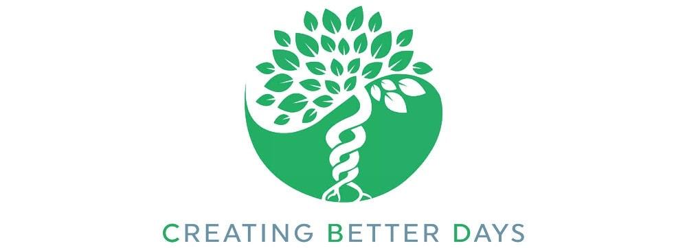 Creating Better Days logo on CBD.market