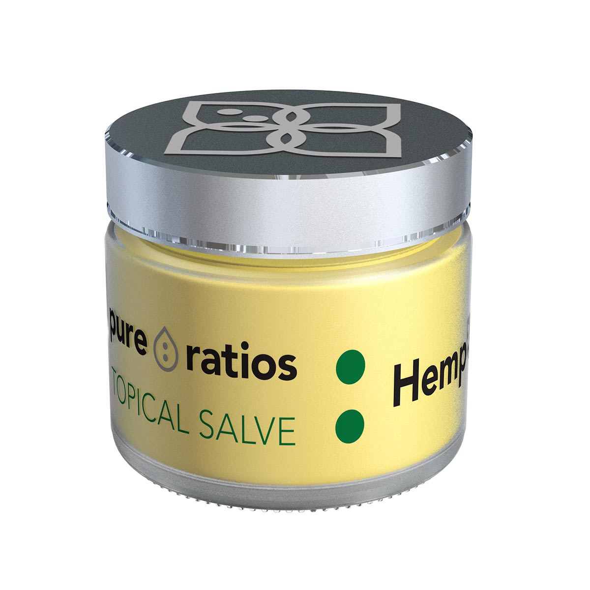 Pure Ratios, Hemp Extract Topical Salve, 1.7oz
