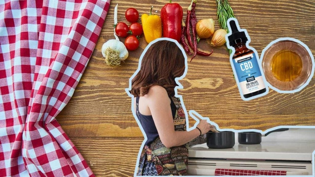 CBD Recipes for Beginners: Cooking With CBD Oil