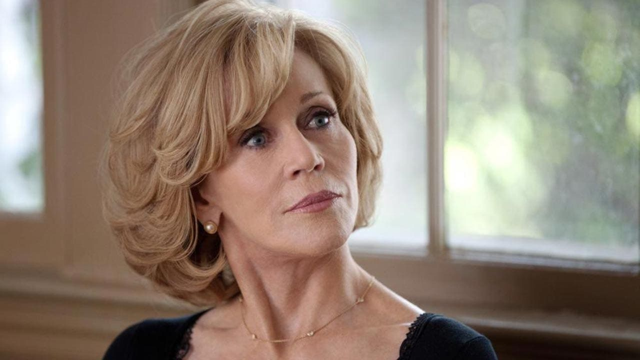 Jane Fonda recommends using CBD products