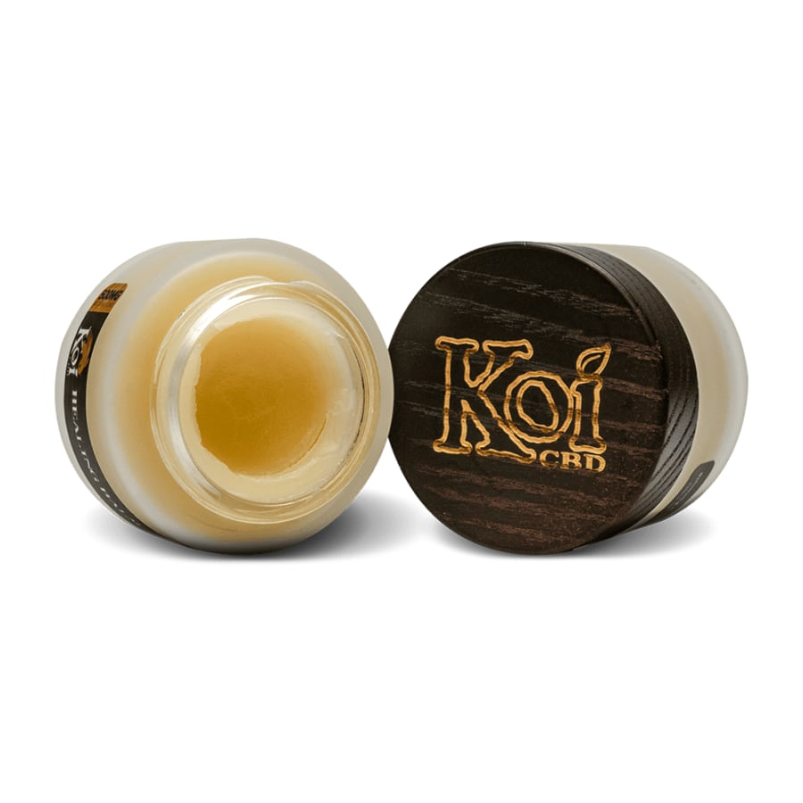 Koi CBD, Hemp Extract Healing CBD Balm, Full Spectrum, 1.7oz, 500mg of CBD2
