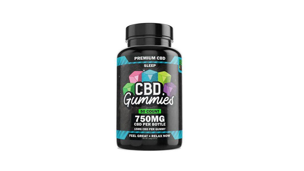 CBD Sleep Gummies With Melatonin