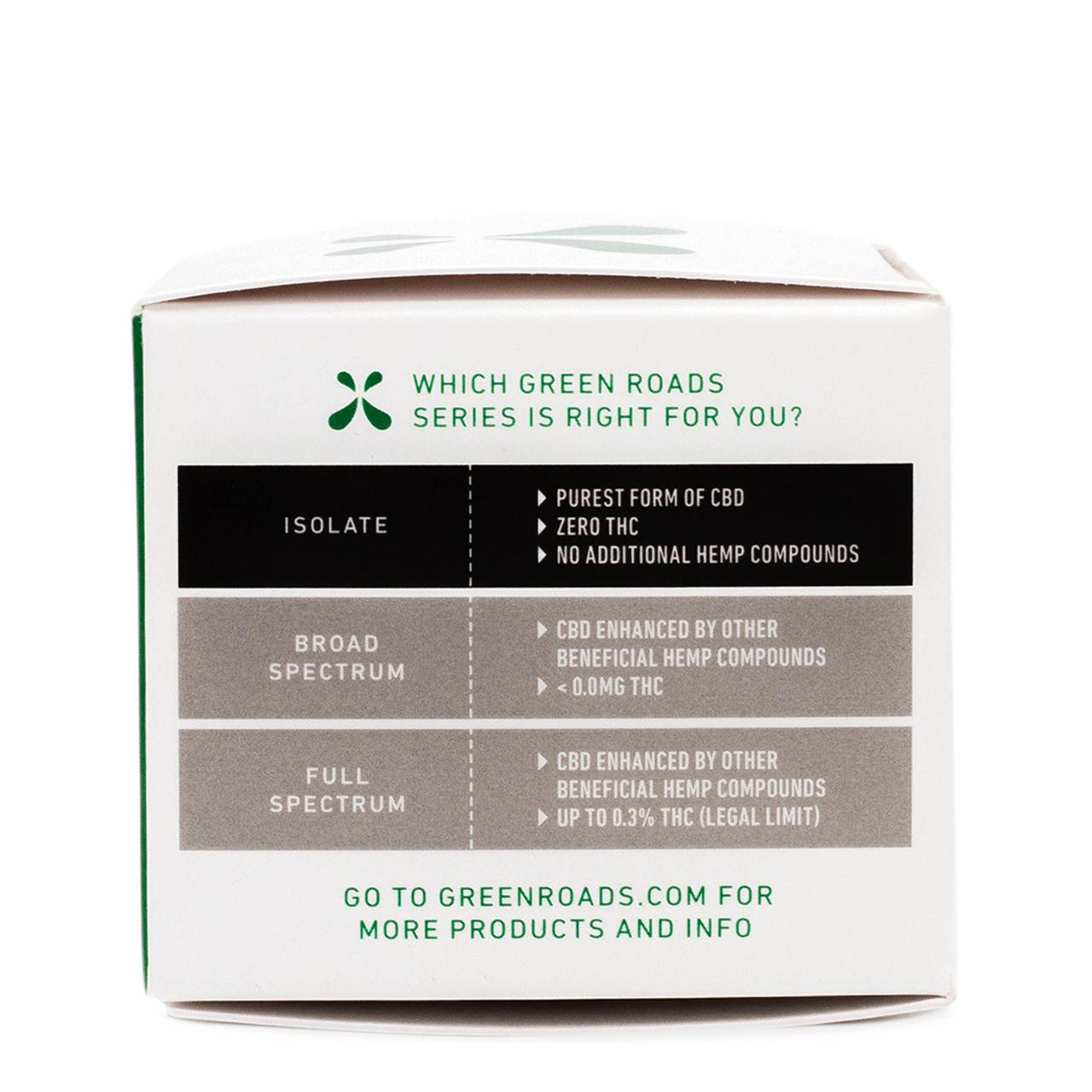 Green Roads, CBD Softgels, Isolate THC-Free, 30-Count, 750mg CBD 5