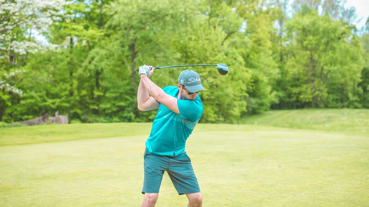 CBD Helps Golfers Deal with Stress and Recover from the Game