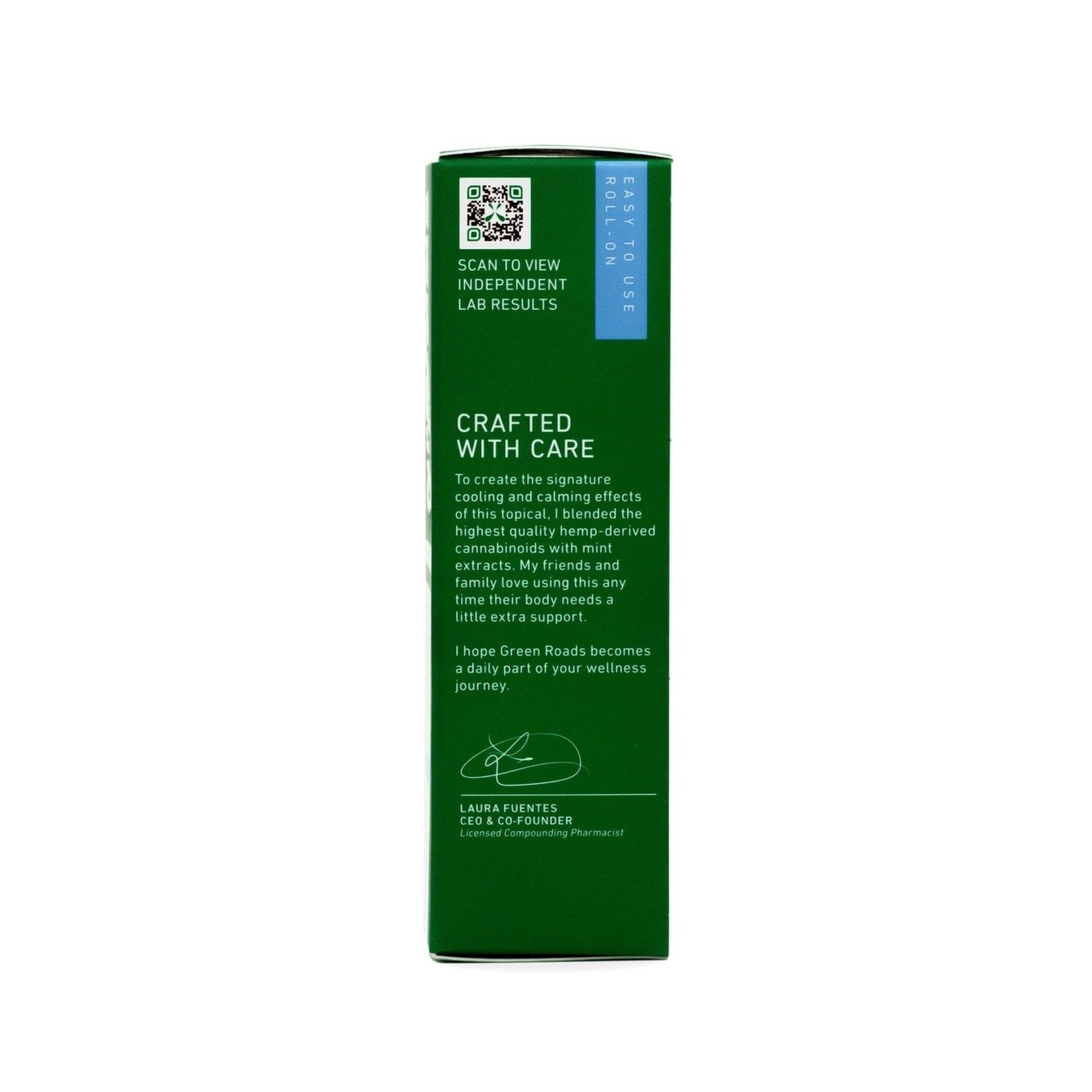 Green Roads, Cool Relief CBD Roll-On, 1oz, 750mg of CBD3