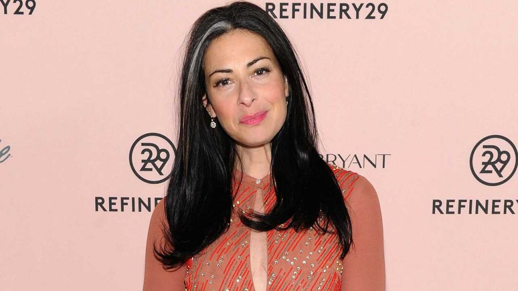 Stacy London, an American stylist, and fashion consultant