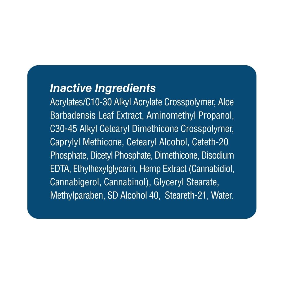 cbdMD, CBD Lidocaine Spray, Broad Spectrum THC-Free, 4oz, 1500mg of CBD4