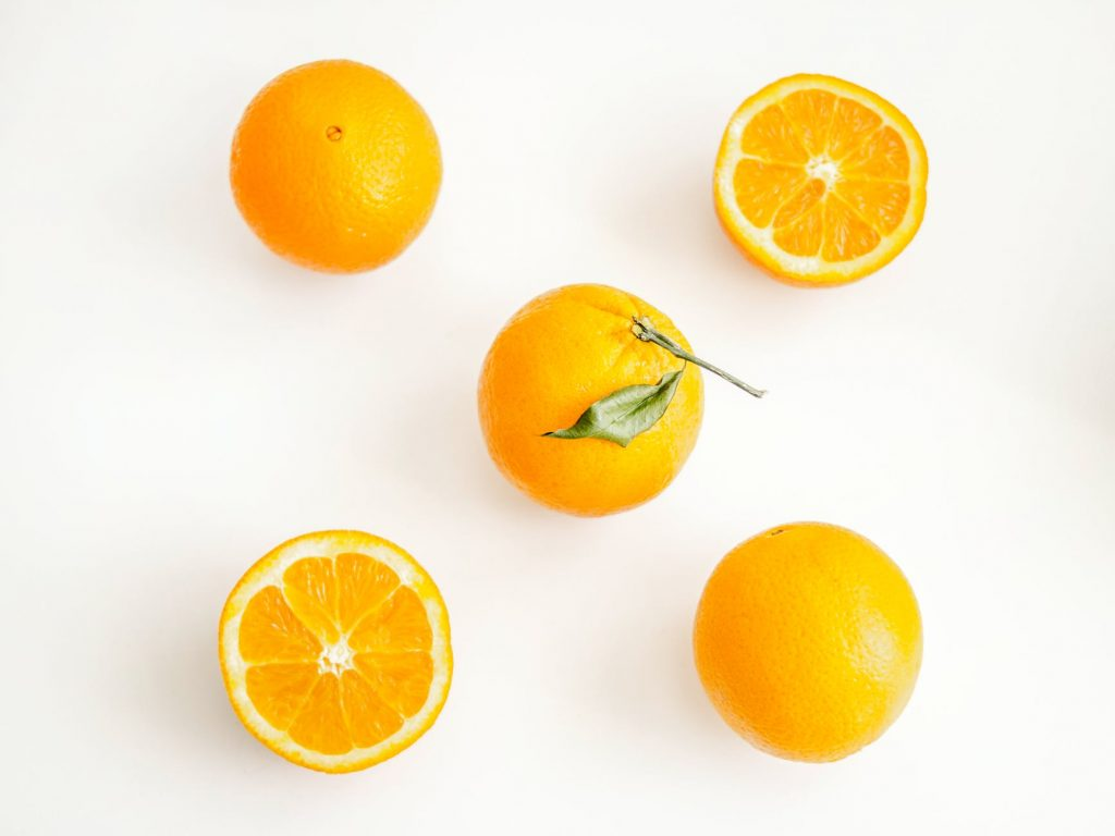Citrus fruits help to boost the terpene profile of your CBD