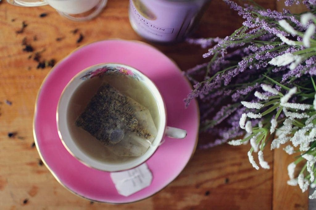 Lavender tea is the top CBD potentiator