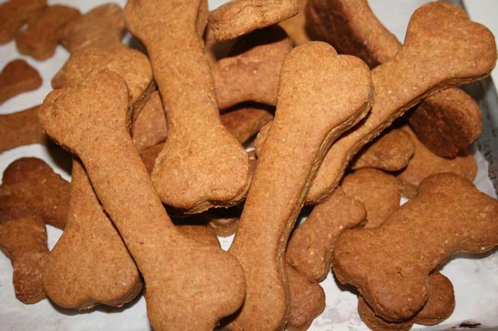 Baked CBD Dog Treats