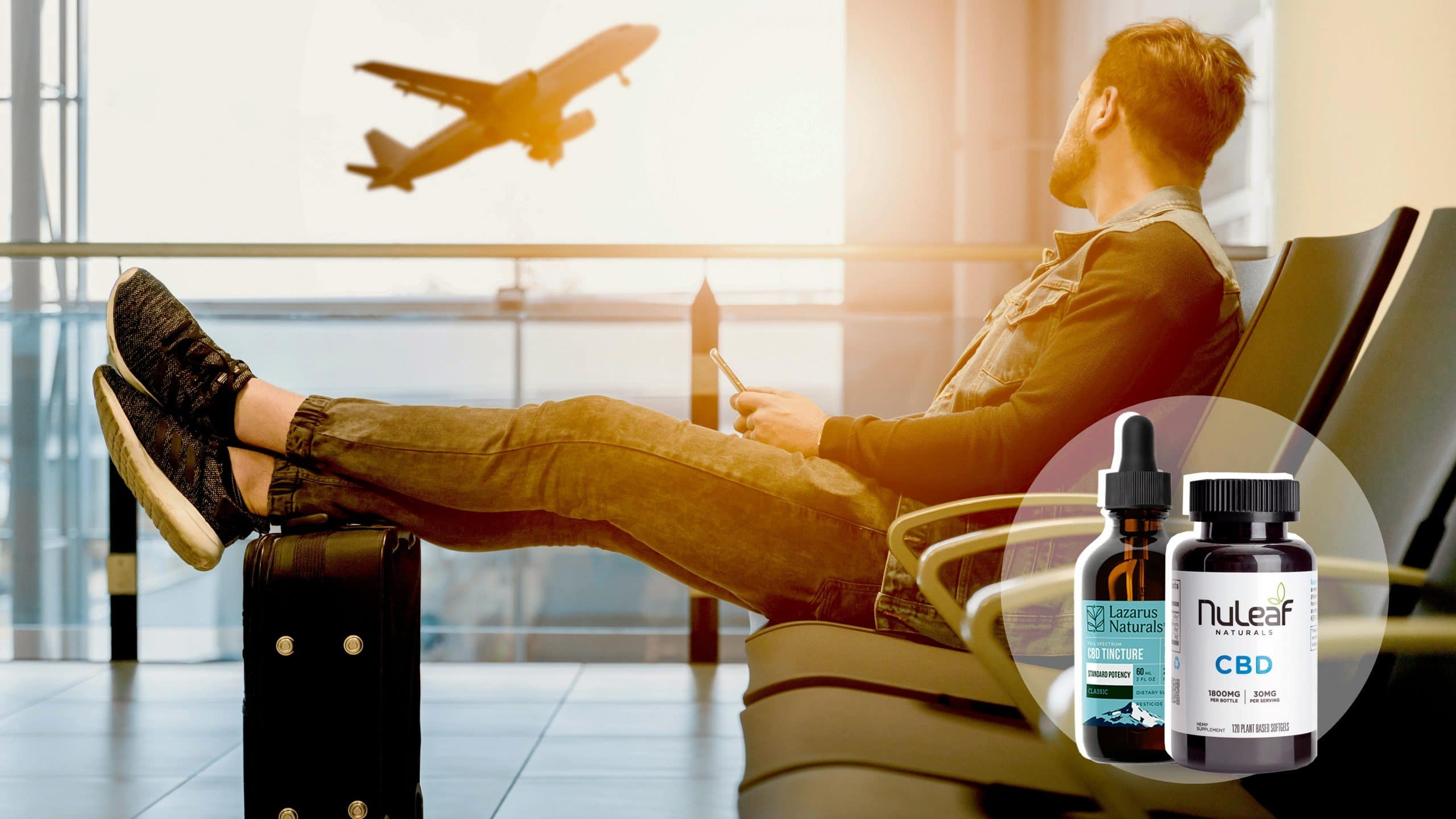 Can You Travel with CBD Oil