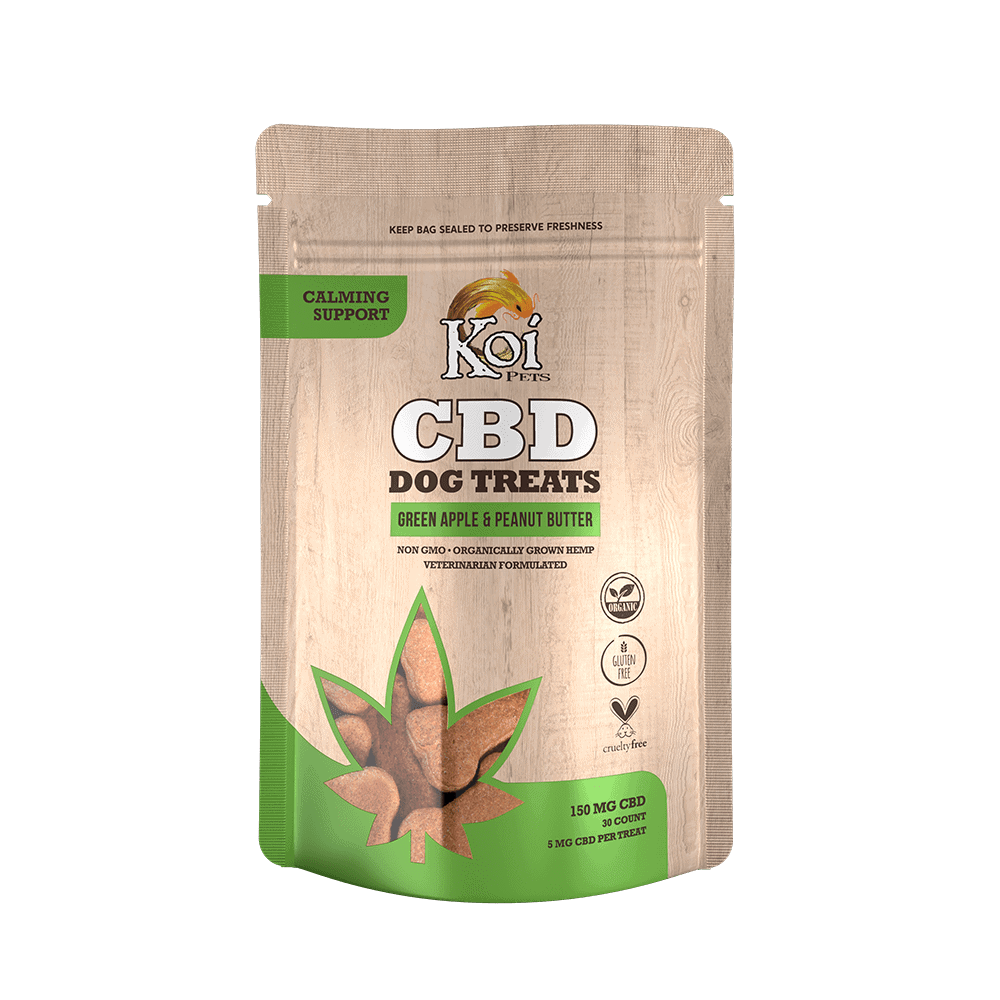 Koi Pets CBD Dog Treats