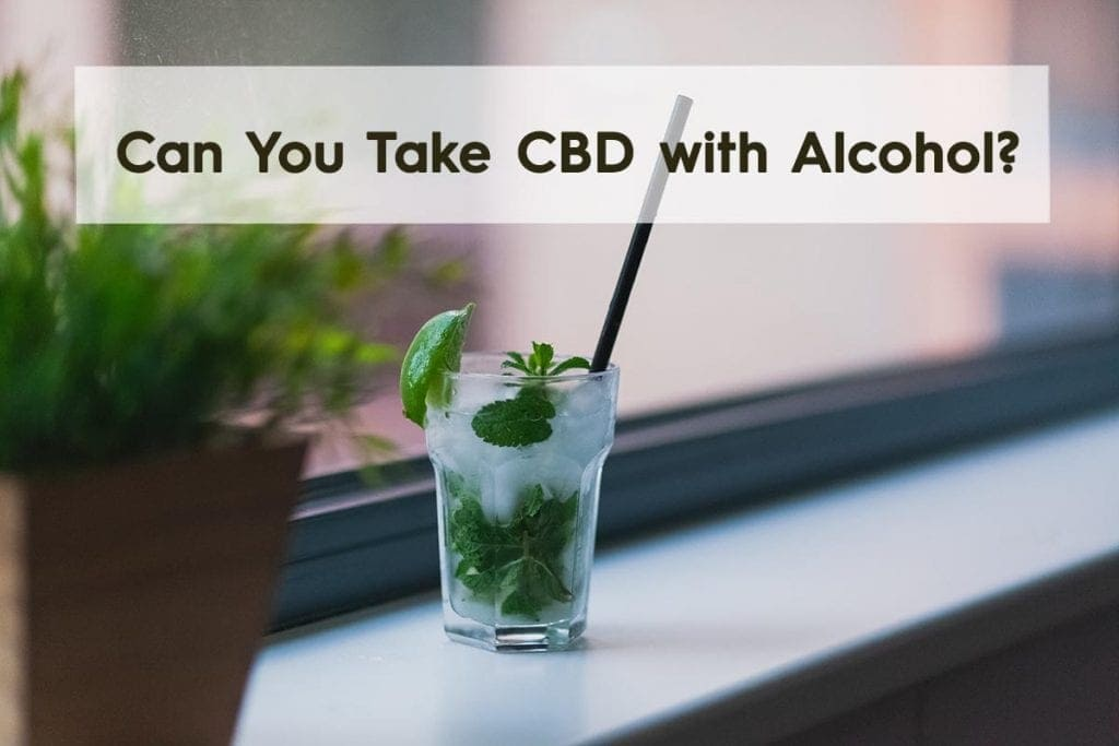 Can You Mix CBD with Alcohol?