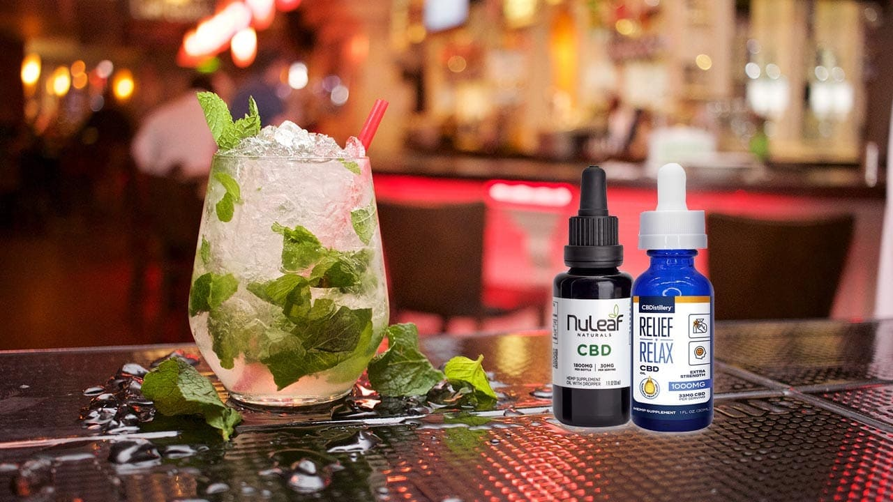 Can You Take CBD with Alcohol?
