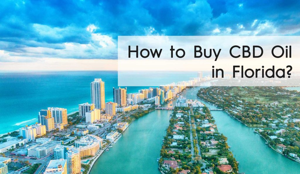 How to Buy CBD Oil in Florida?